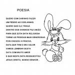 Poesia para a Páscoa