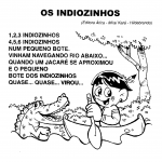 Música 'Os Indiozinhos' para o Dia do Índio