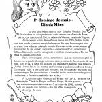 Texto Origem do Dia das Mães