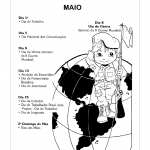 Datas comemorativas de Maio