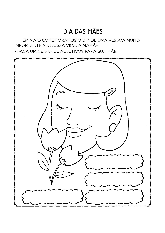 Adjetivos da mamãe