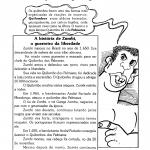 A História de Zumbi dos Palmares