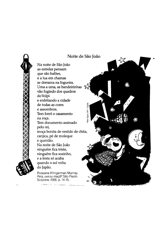 Texto - Noite de São João