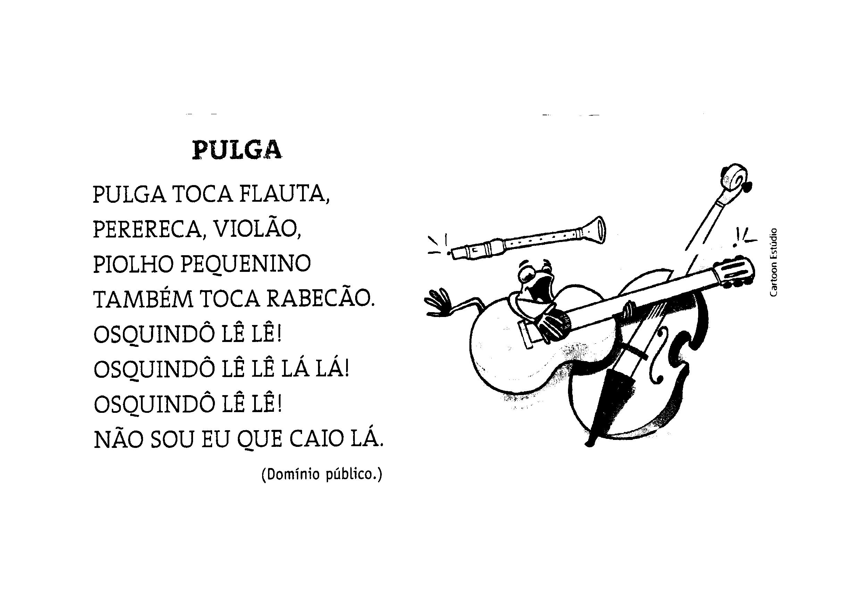 Texto: Pulga