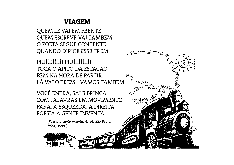 Texto: Viagem