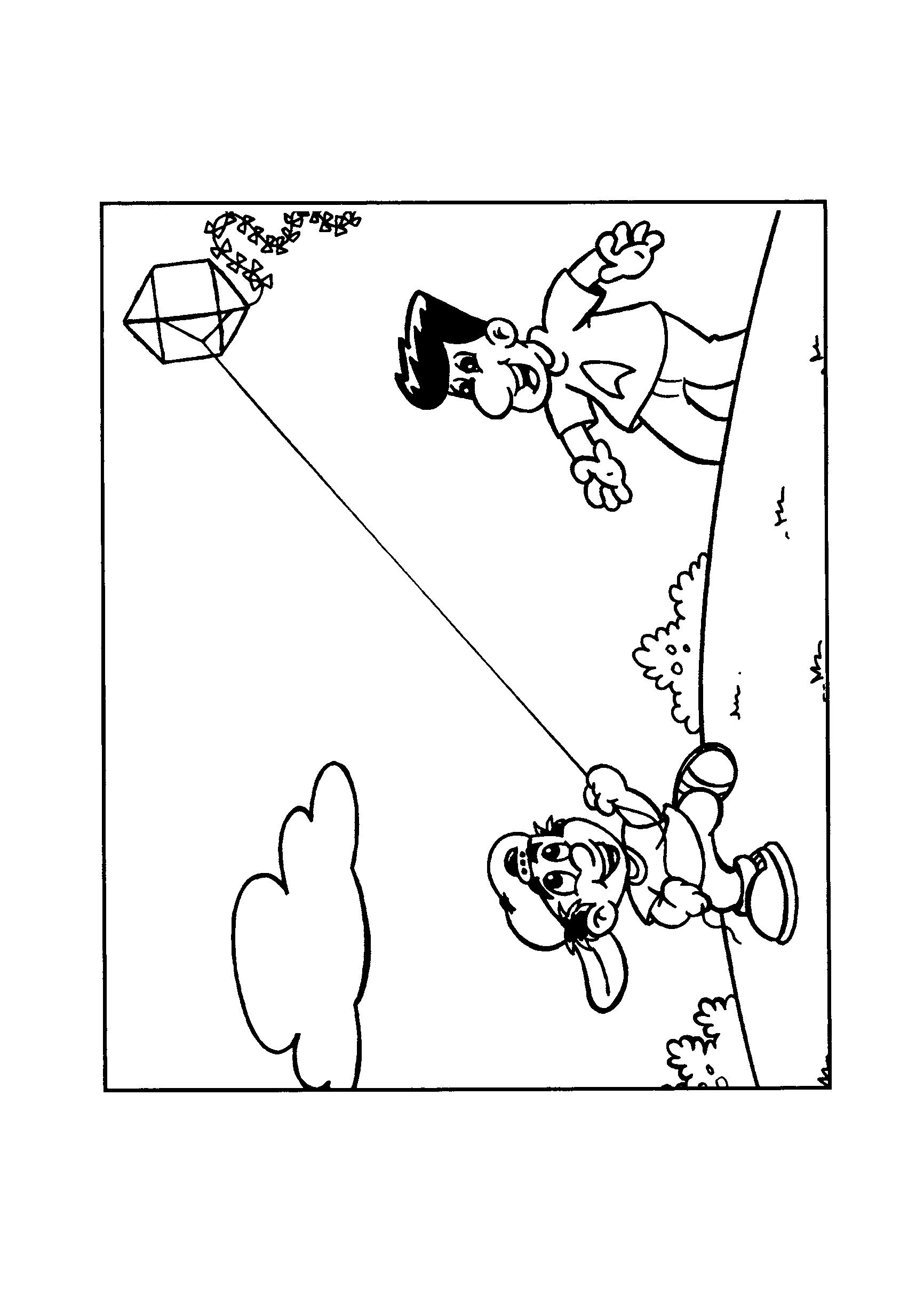 Famosos Desenhos para colorir do dia dos pais para imprimir WP74