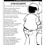 Poemas para o Dia dos Pais