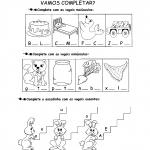 Atividades com as Vogais para Educação Infantil para imprimir