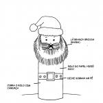 Modelos de lembrancinhas de Natal