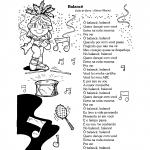 Letras das marchinhas de Carnaval para imprimir