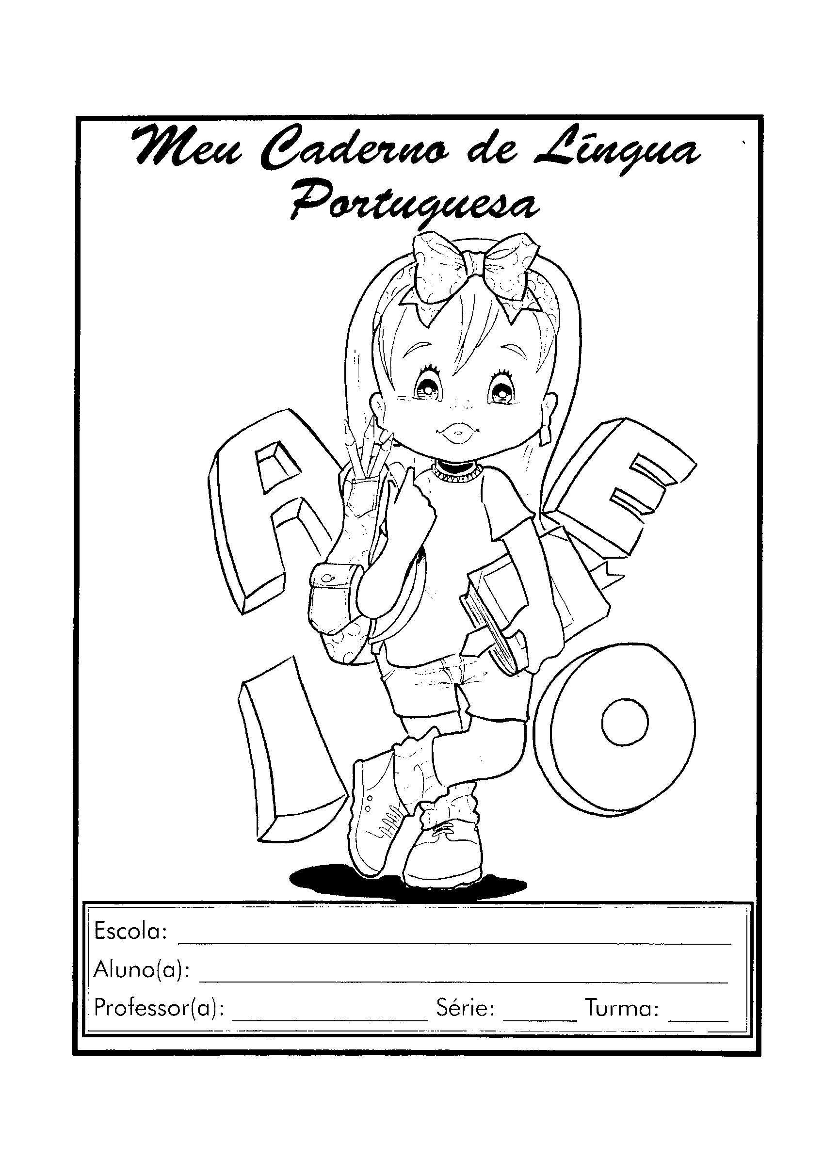 capa-caderno-potugues