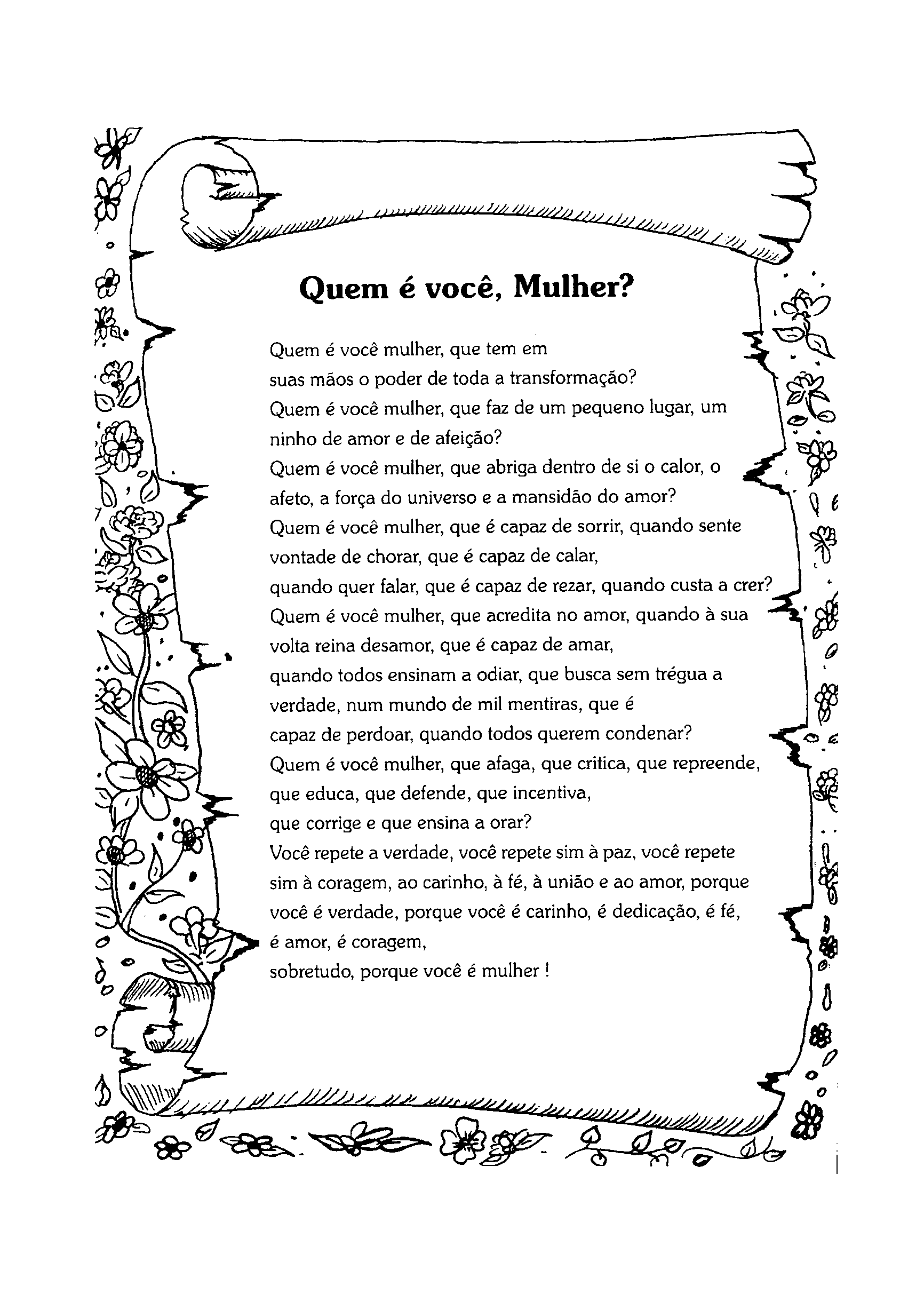 datas-marco-texto-quem-voce-mulher