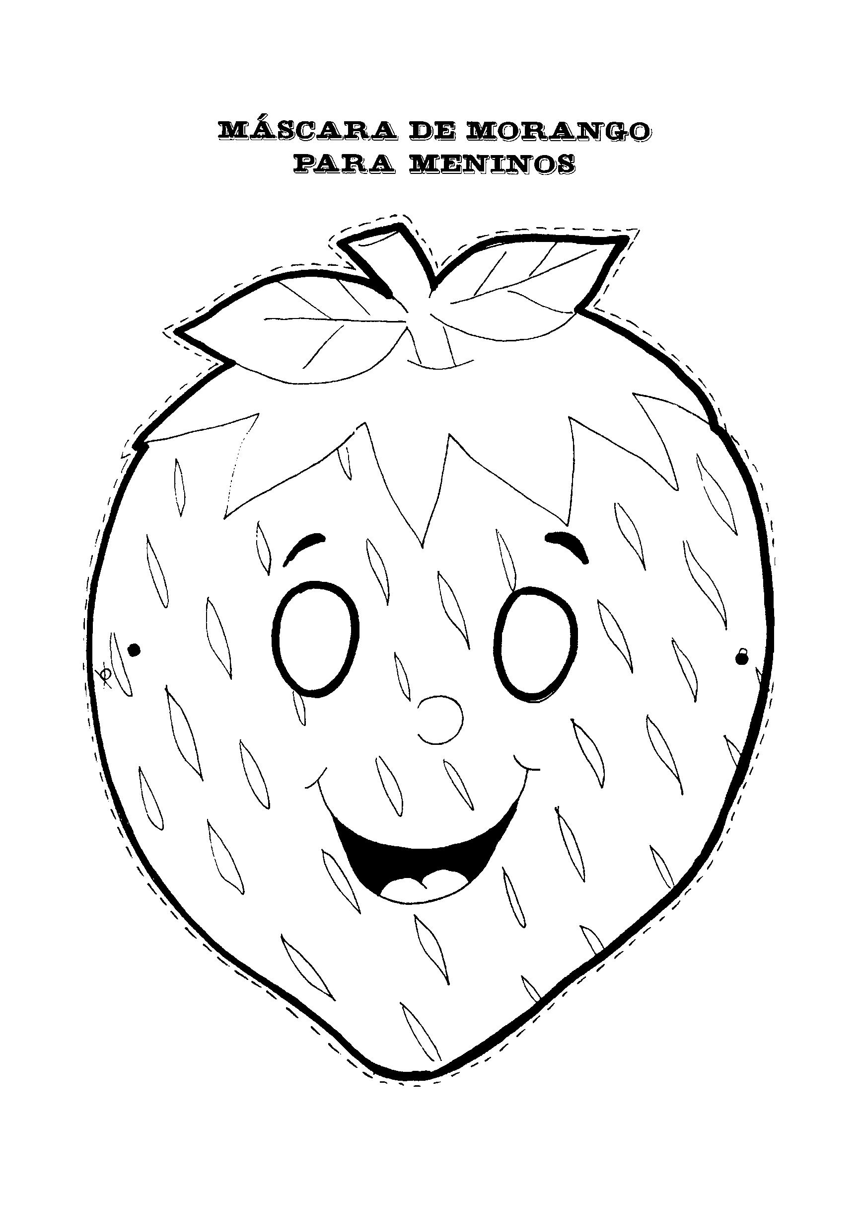 mascara-alimentacao-morango-meninos
