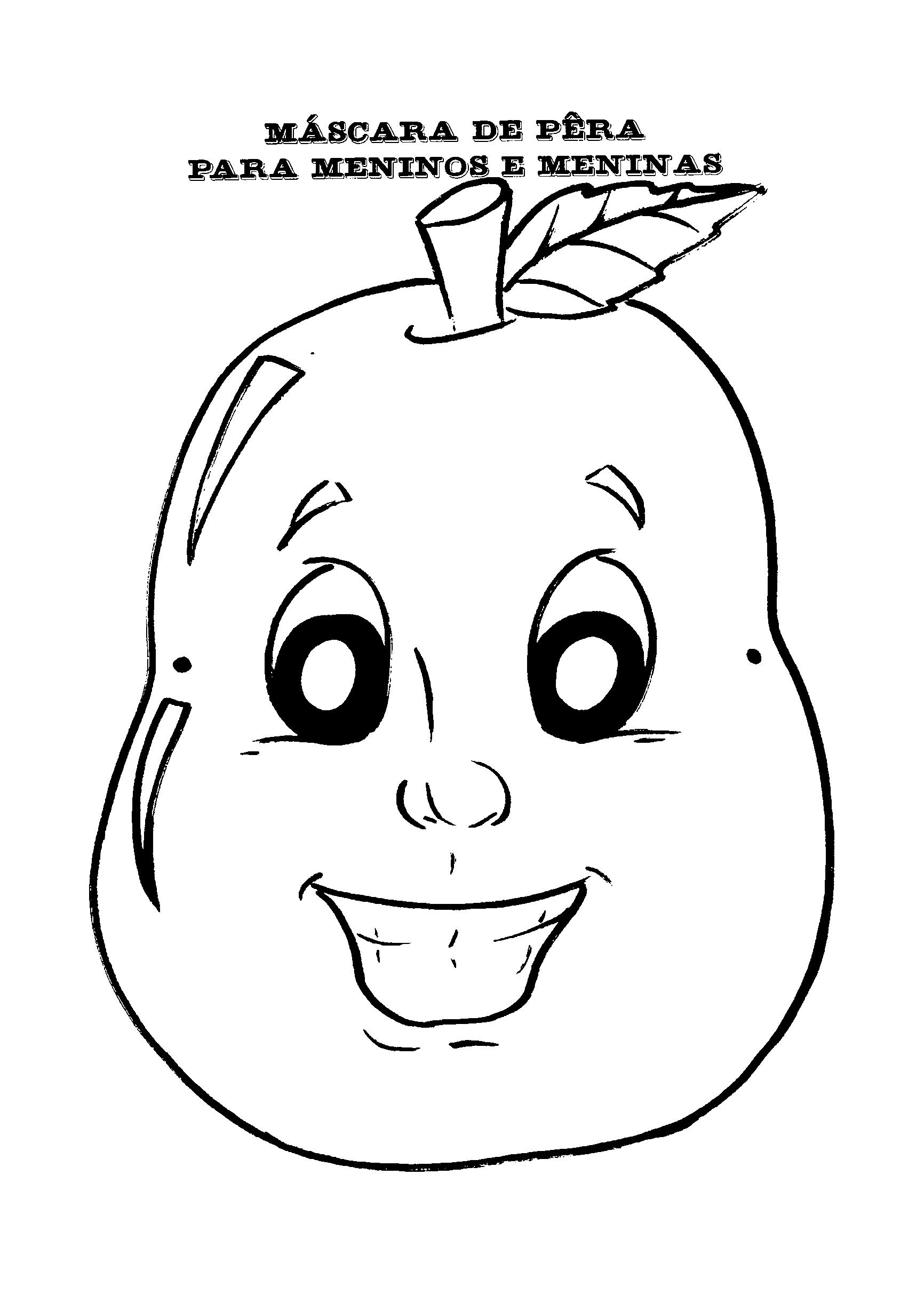 Máscara de Pêra