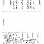 Modelo de cartão para o Dia das Mães – duas dobras