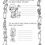 Produção de texto - Gripe H1N1 - p.1
