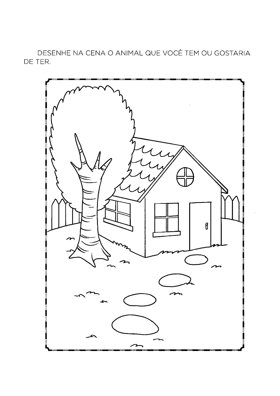 Desenhar o animal