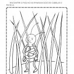 Atividades sobre Piolho para Educação Infantil