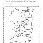 Atividades do Dia do Descobrimento do Brasil para Educação Infantil