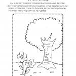 Atividades do Dia da Árvore para Educação Infantil