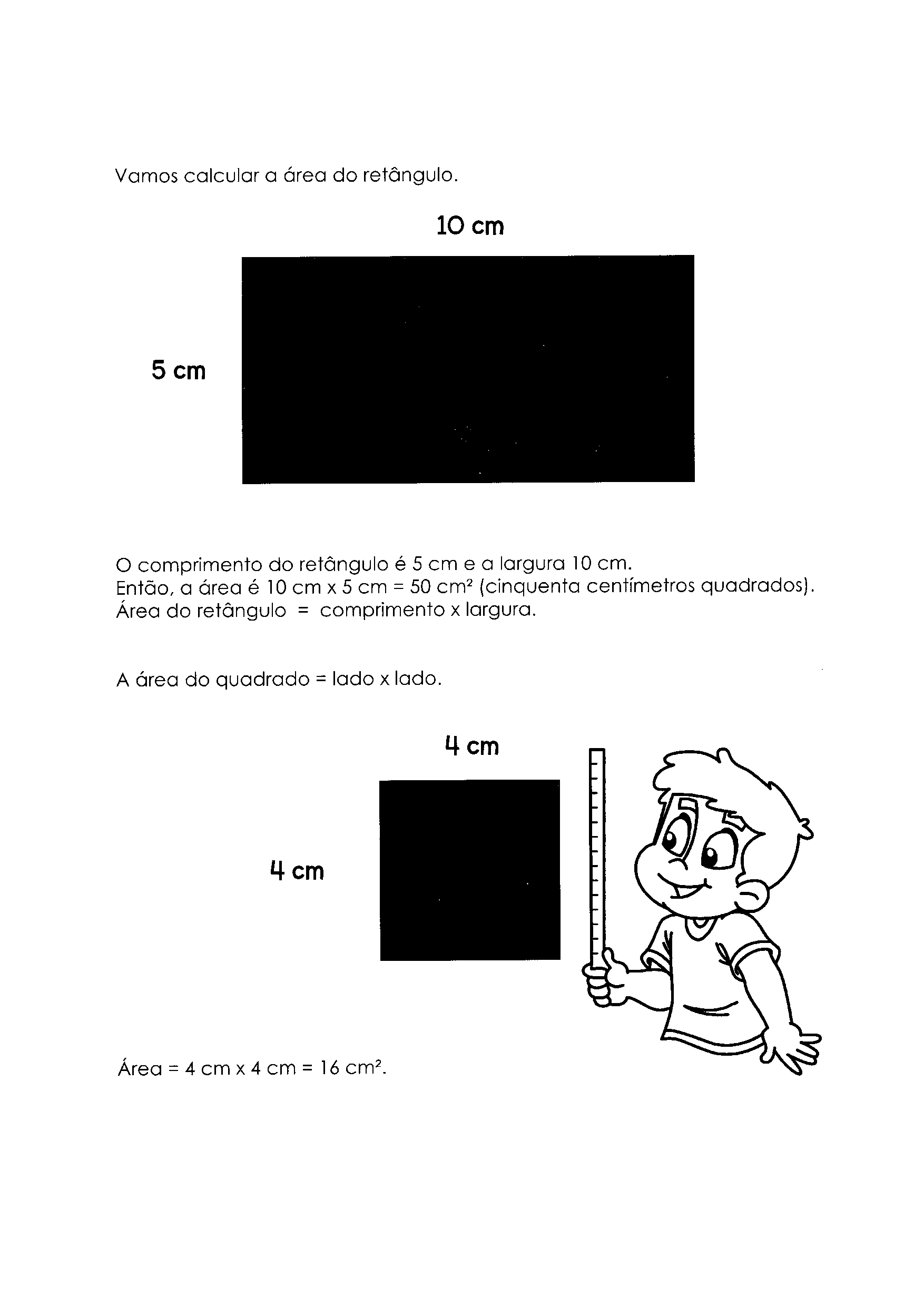 Área - Introdução