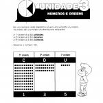 Números e Ordens - introdução