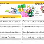 Caligrafia - sílabas com SC, SÇ e XC