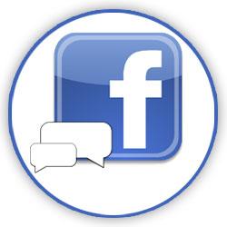 Comente com o Facebook